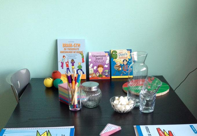 Ik-leer-leren-tafel